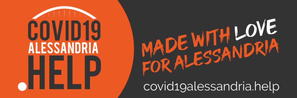 Covid19alessandria.help: aiutaci ad aiutare